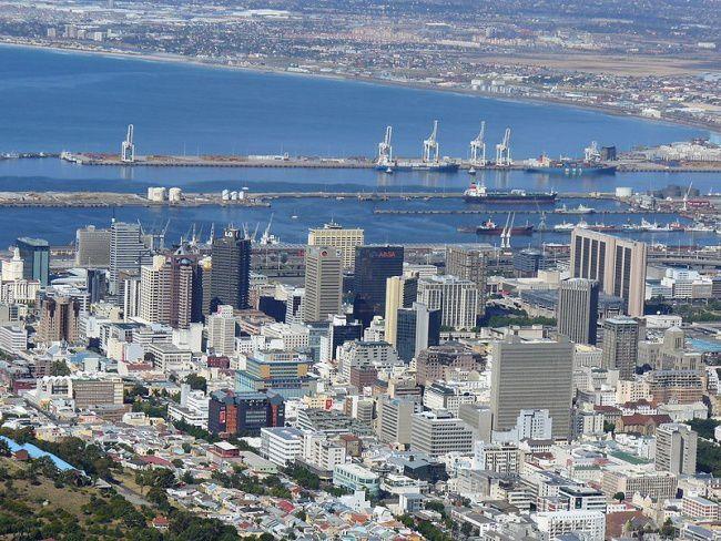 Imágenes de Ciudad del Cabo, Sudáfrica.- El Muni.