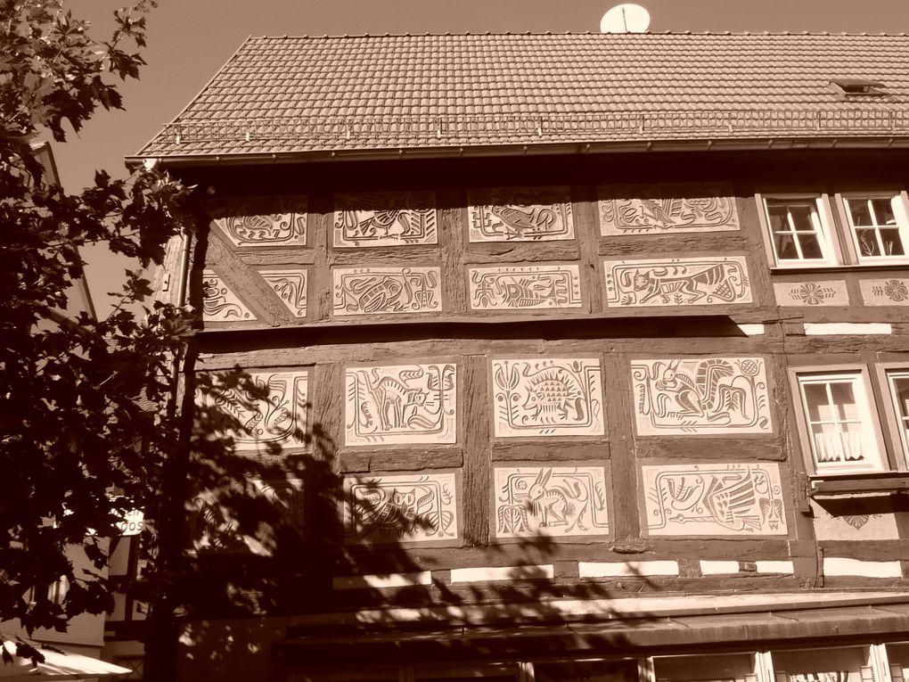 Album - Krefeld - Bruxelles - Avignon - Martigues - Alsfeld (septembre 2011)