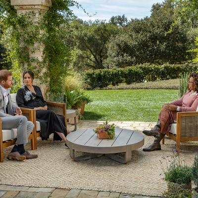 TMC diffusera lundi à 21h15 « Meghan et Harry interviewés par Oprah Winfrey »