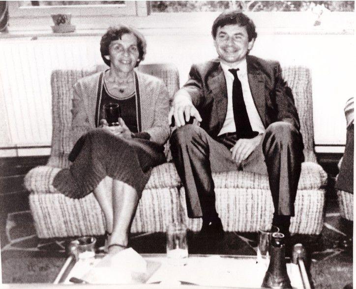 Erwin & Johanna van Haarlem(Photo de Presse)