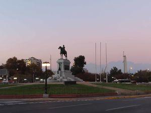Retour à SANTIAGO DU CHILI-2019-