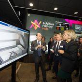 Le CETIM et le CEA inaugurent leur plateforme commune sur l'impression 3D