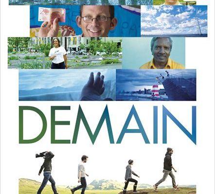 """""""Demain"""", avant première 12 oct cinéma Mercure à 19h30"""