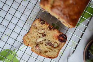 Cake aux fruits secs de Marie Chioca