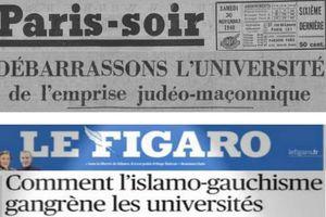 Le spectre de l'islamo-gauchisme en France