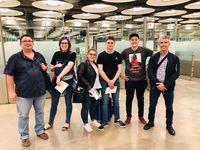 Impresiones de la primera semana de prácticas ERASMUS+ en Europa