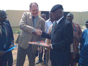 Le maire Houssou-Guèdè sommé de clarifier l'opération de lotissement