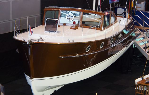 VIDEO - Gently 36 Sport, un yacht moderne... à l'ancienne, par Serious Yachts