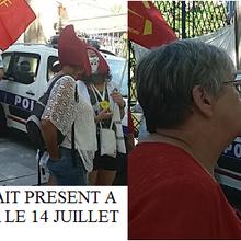 14 JUILLET A ALBI: LE PCF Y ETAIT!
