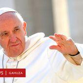 Papa Francis asaba inama kuri Amerika na Korea ya ruguru - BBC Gahuza