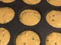 Cookies moelleux sans sucre ni beurre