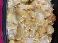 Pommes de terre au fromage à Raclette
