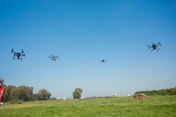 Airwayz is taking part in a two-year pilot program that will see drone delivery tested rigorously