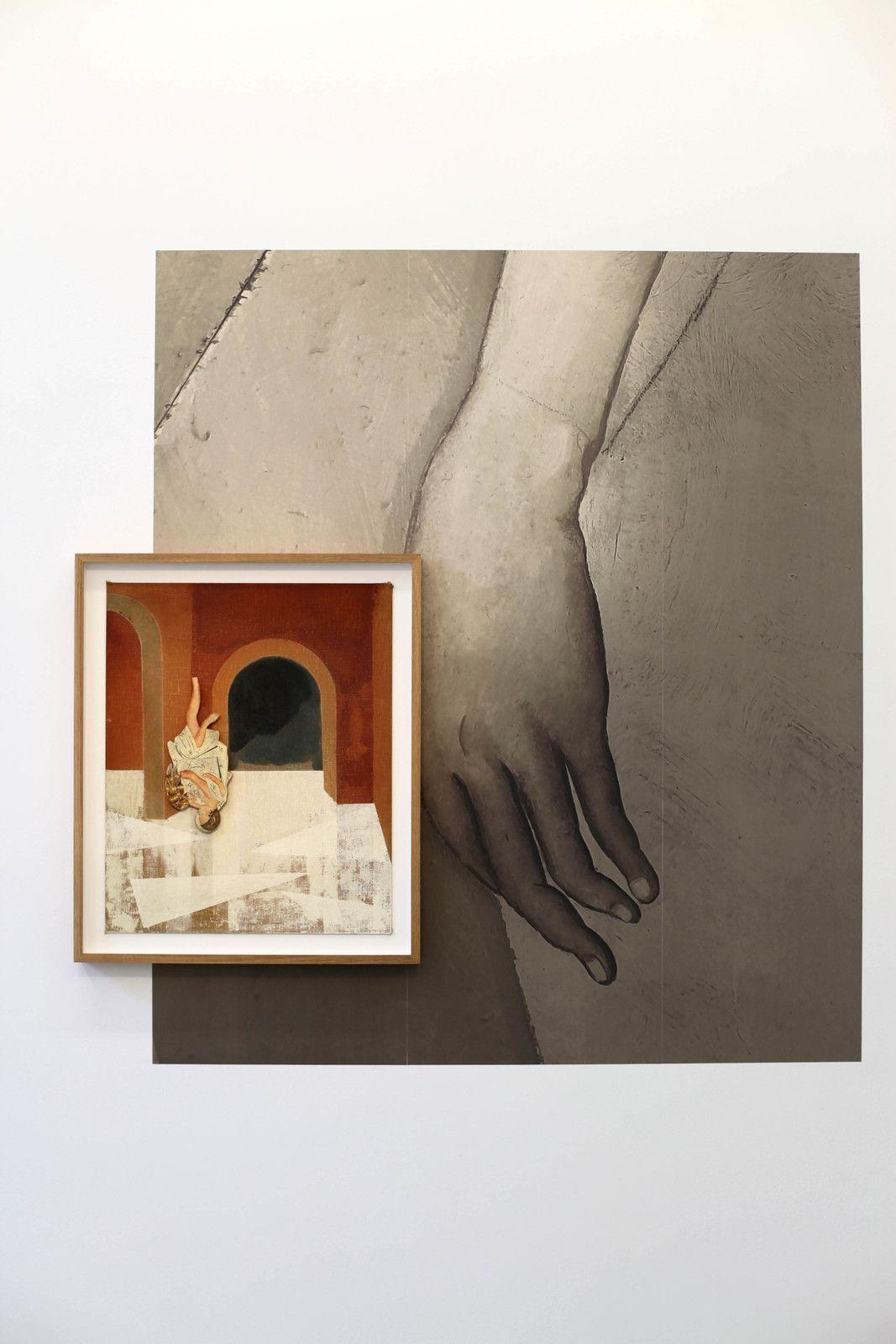 """""""Netsuke (Vault)"""", 2020 de Jens FÄNGE - Courtesy de la galerie Perrotin Paris © Photo Éric Simon"""