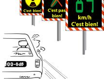 Attention à ce que trop de pédagogie ne tue pas la sécurité routière ...