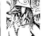 """J.-H. Rosny aîné """"Ambor le loup"""" (Stock - 1931) [service de presse]"""
