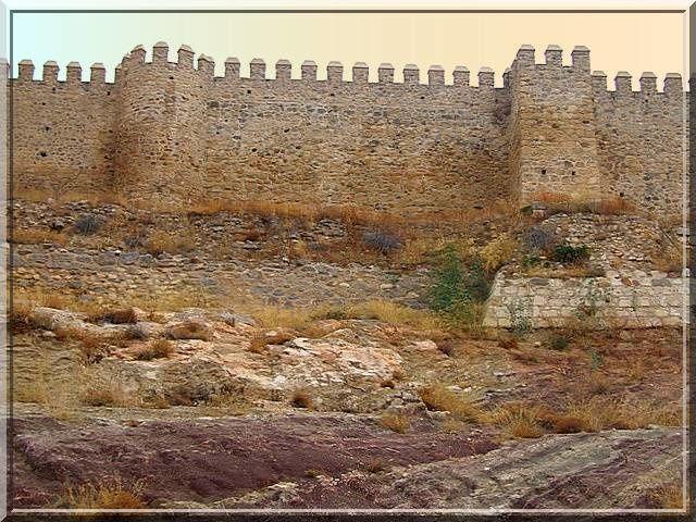 Diaporama château d'ALCAZABA à Antequera