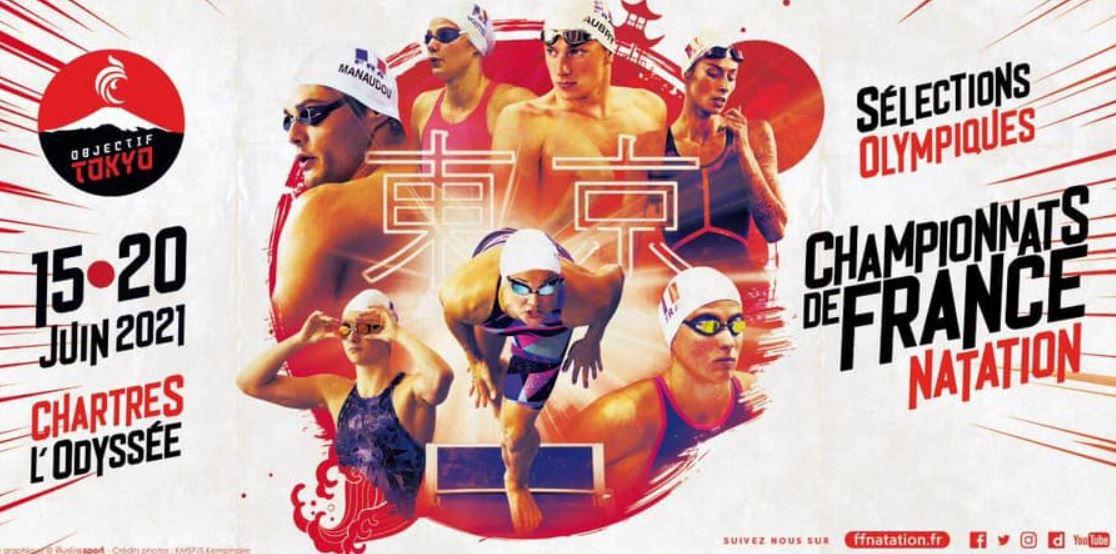 Championnats de France de natation : Comment suivre la compétition dimanche ?