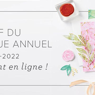 Le Catalogue Annuel est disponible !