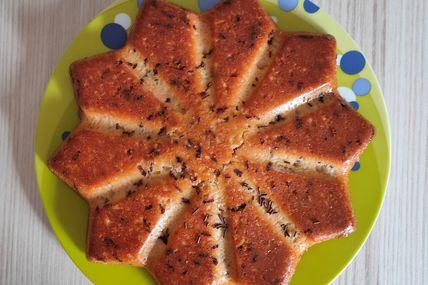 Le gâteau pour David , Maxime et Ewen