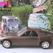 FASCICULE N°46 PORSCHE 928 GT 1989 SOLIDO 1/43 - car-collector.net