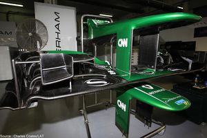 CNN prolonge avec Caterham