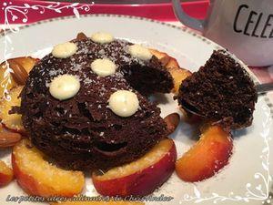 Bowl cake cocochoco