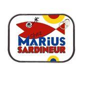 Chez Marius Sardineur - Nouveau sur le marché de l'Estaque