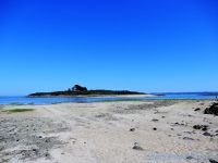 île de Coalen (Promenade en côte d'Armor)