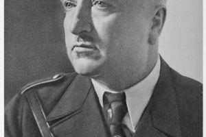 Portrait of Reichsorganisationsleiter Dr. Robert Ley