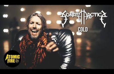 VIDEO - Nouveau clip de SONATA ARCTICA Cold