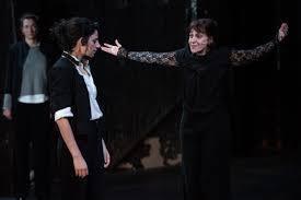 Bérénice de Jean Racine Adaptation et mise en scène Isabelle Lafon Lumière et scénographie Jean Bellorini
