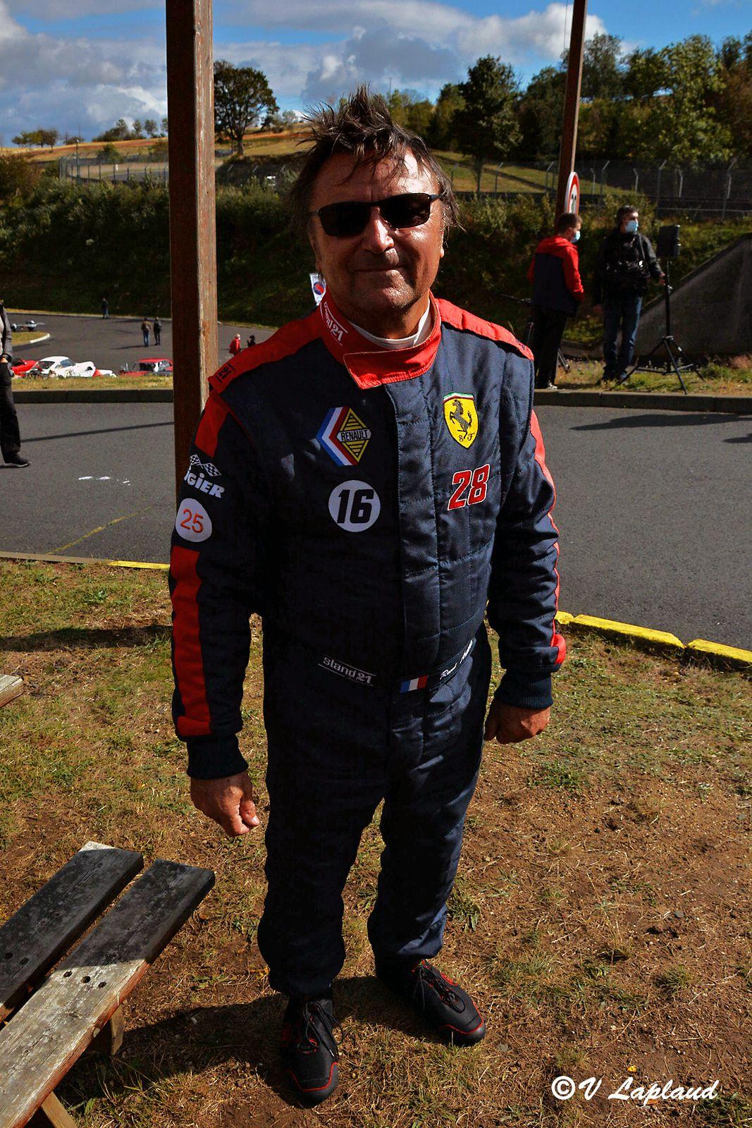 Rene Arnoux, Charade Heroes 2020.