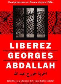 Georges Ibrahim Abdallah : Avis défavorable de la commission de sûreté