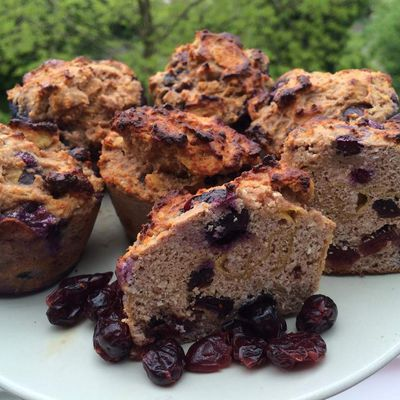 Super Berry Muffins