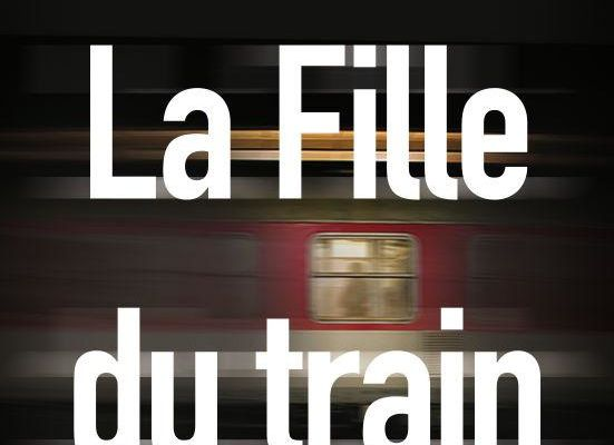 """La Fille du train"", Paula Hawkins"