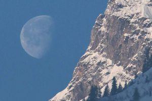 Pour 2016, la NASA nous offre la Lune