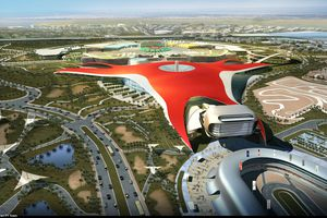 Dubai n'aura pas son parc d'attractions de F1