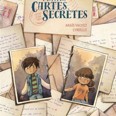 Les petites cartes secrètes - Anaïs Vachez & Cyrielle