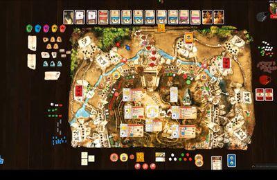 Stronghlod V2 sur Tabletopia - Portal Games