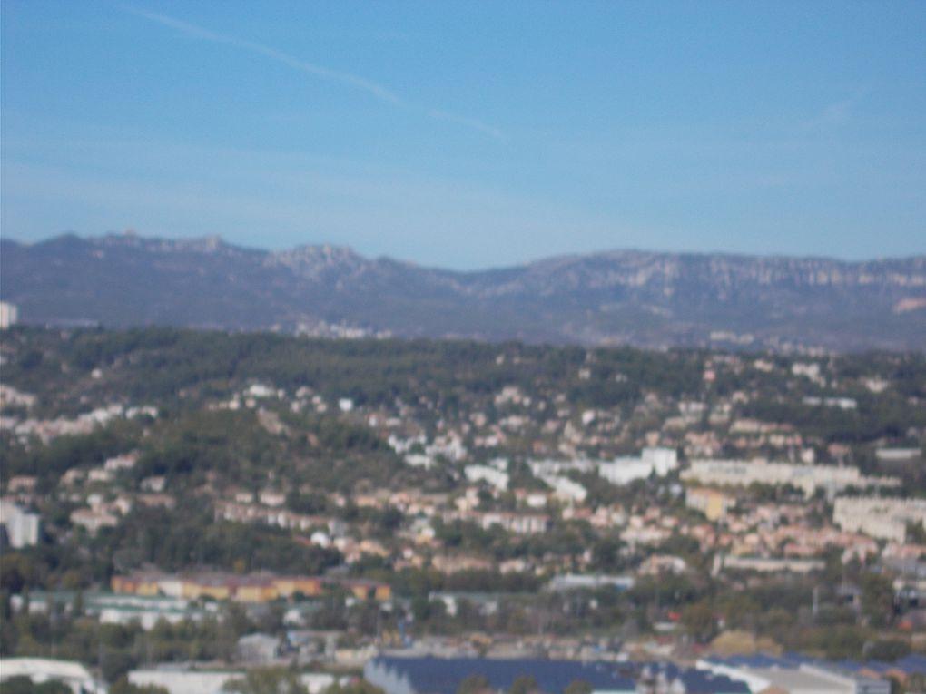 Balade dans le Mont Saint-Cyr