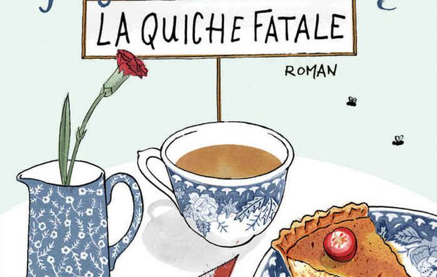 Agatha Raisin enquête : La quiche fatale, de MC Beaton
