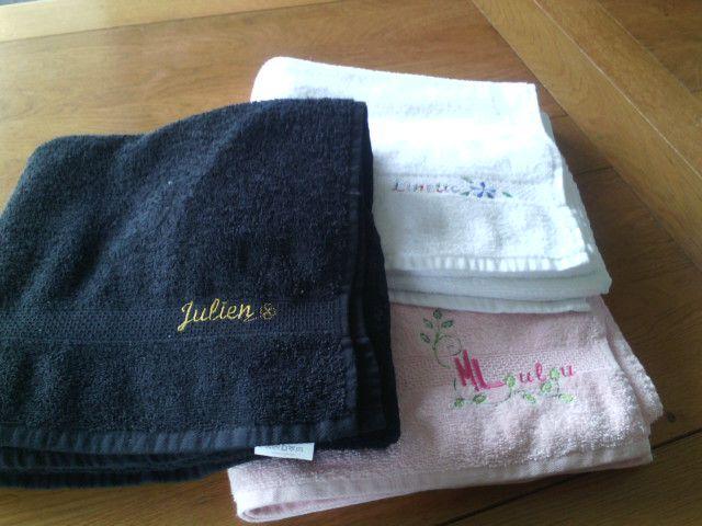 mes creas serviettes