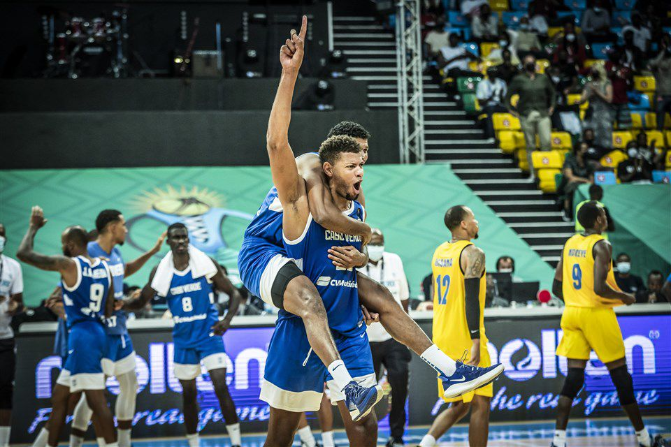 Walter Tavares has been fundamental for Cape Verde throughout the AfroBasket 2021