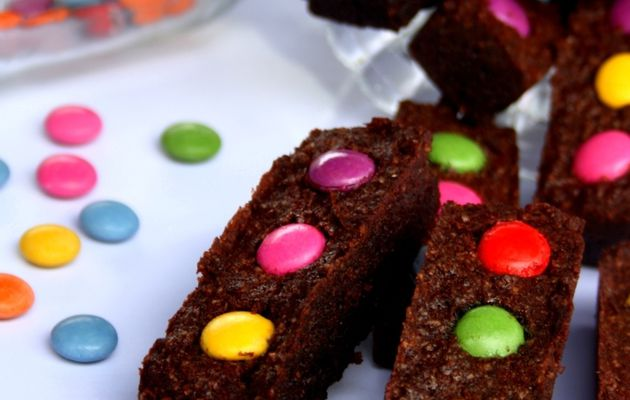 Financiers chocolat & smarties®