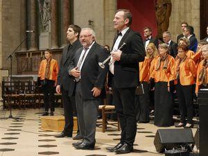Concert du Choeur Mixte de la Primatila de Lyon à St Nizier.