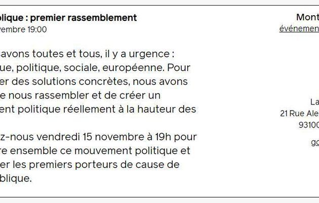 Montreuil : investissons la place publique