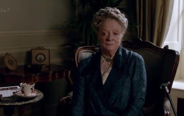 Critiques Séries : Downton Abbey. Saison 5. Episode 3.