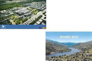 Dons en 2017 pour la Nouvelle Ecole et Visite de Saclay, Croisiere sur le Douro en 2018