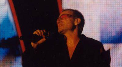 U2 -PopMart Tour -25/02/1998 -Brisbane -Australie --Anz Stadium